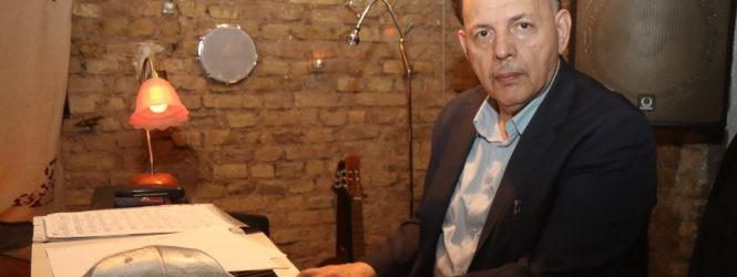 "U ATELJEU FIGURE PROMOVISAN ALBUM ""SINAN ALIMANOVIĆ TRIO – LIVE IN SKENDERIJA"""